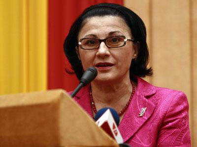 Vicepreşedintele PSD Ecaterina Andronescu vine sâmbătă la Satu Mare