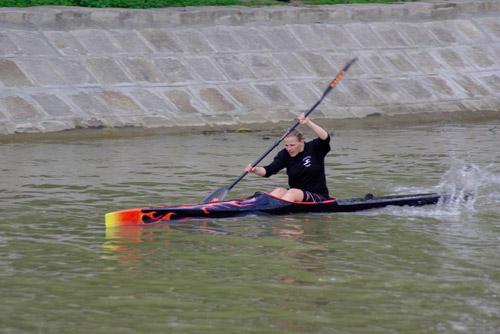 Iuhasz Ingrid s-a întors cu rezultate bune de la Campionatul Național de Primăvară la caiac-canoe