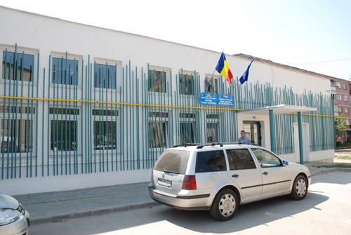 Centru social de cartier, în Micro 14