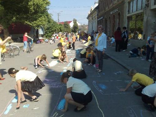Programe pentru copii la Carei