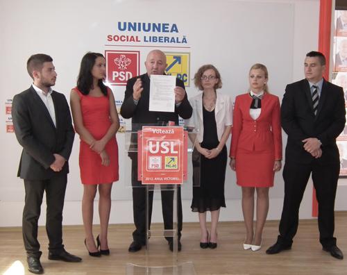"""Dorel Coica a lansat azi """"Contractul social pentru Satu Mare"""""""