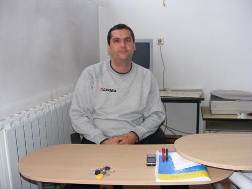 Dan Fleşeriu, antrenor principal la CSM Târgovişte