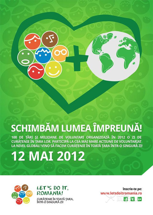 Let's do it Romania, let's bike it Satu Mare!