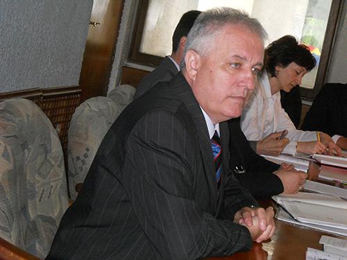 Eugeniu Avram a verificat zonele cu risc de inundaţii din judeţ