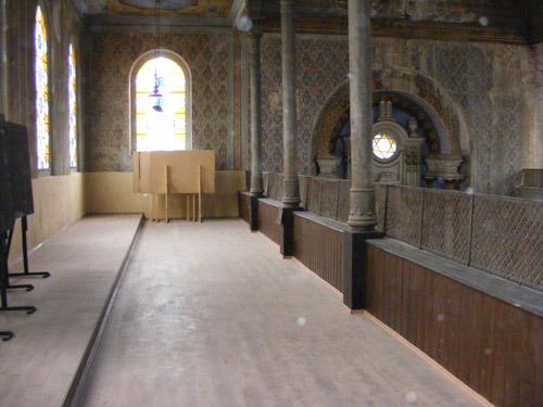 La etajul Sinagogii de pe strada Decebal va exista un muzeu al evreilor din Satu Mare