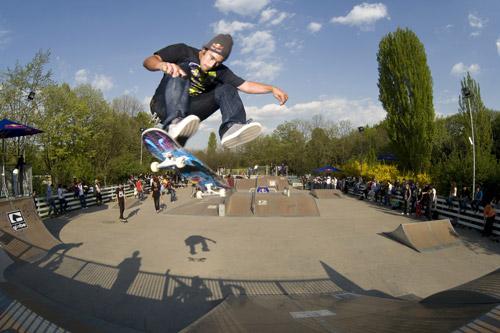Duminică, primul concurs de skateboard din Satu Mare