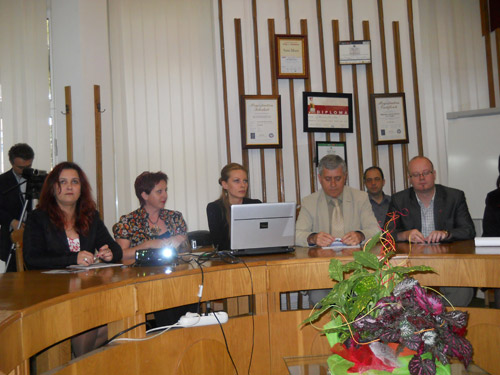 Centru Multifuncţional Social în cartierul Solidarităţii