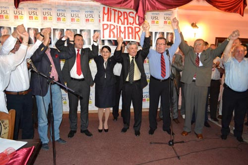 USL şi-a lansat candidaţii la Tăşnad