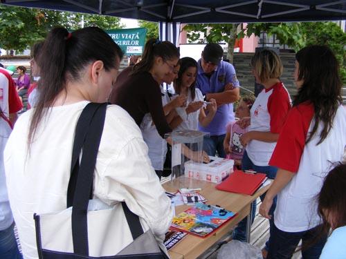 Ziua Internaţională Antidrog a fost marcată şi la Satu Mare