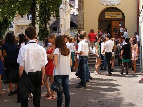 70% dintre candidaţii la bacalaureat s-au descurcat bine la proba orală de limba română