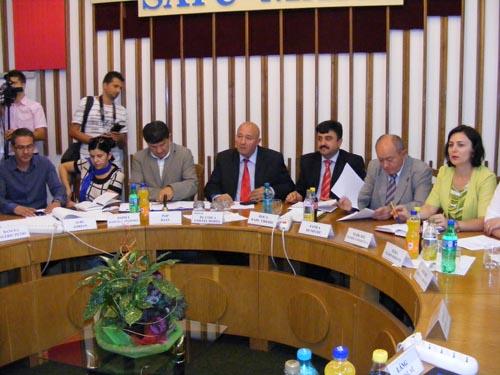 Grupul UDMR s-a retras de la şedinţa de astăzi a consiliului local