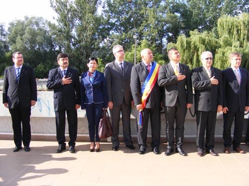 Ziua Drapelului Național a fost marcată și la Satu Mare
