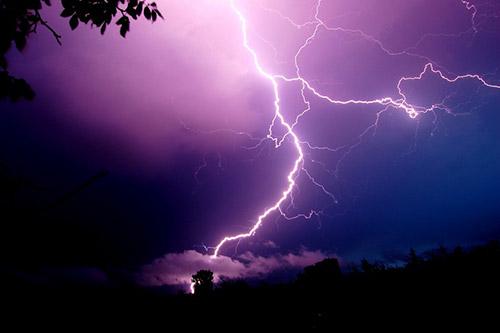 Furtuni si canicula la Satu Mare