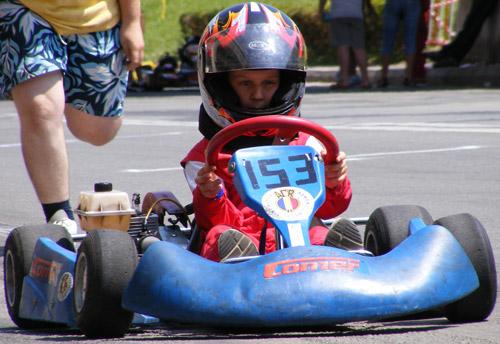 Careienii sunt cei mai pricepuți piloți de karting