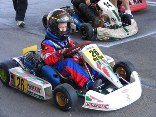 """""""Cupa Satu Mare"""" la karting, la a II-a ediţie"""