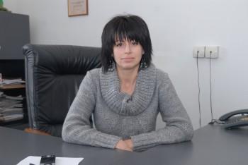 Marcela Pop este director interimar la Protecția Copilului Satu Mare