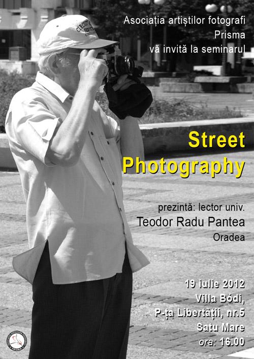 "Un nou seminar fotografic marca ""Prisma"""
