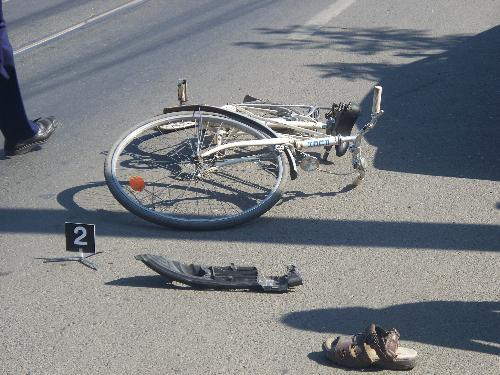 Accident grav la Foieni
