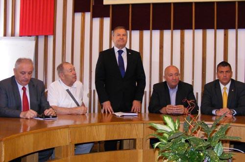 Ambasadorul Austriei în vizită la Satu Mare