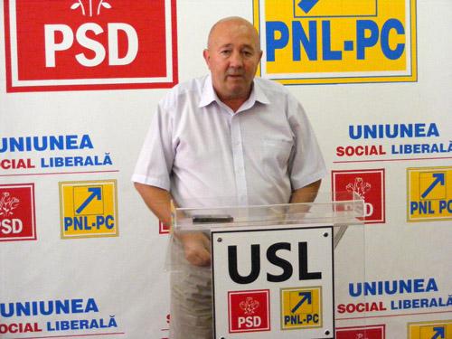 Dorel Coica invită sătmărenii să voteze la referendum pentru demiterea lui Traian Băsescu