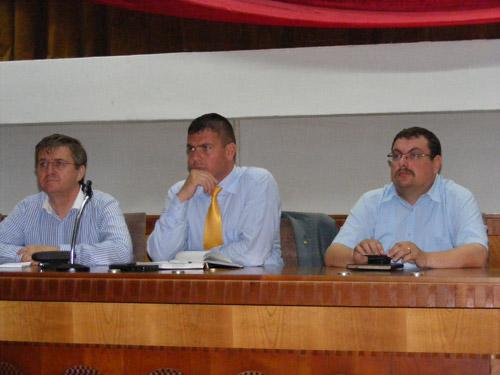 Consiliul Judeţean va sprijini primarii în realizarea proiectelor de dezvoltare regională