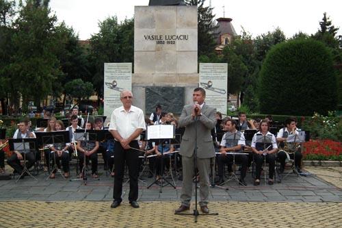 A început o nouă ediţie a Festivalului Fanfarelor