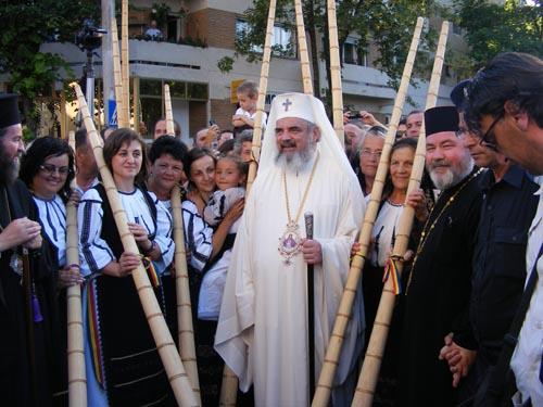 Mulțumiri pentru organizatorii vizitei Preafericitului Părinte Patriarh Daniel