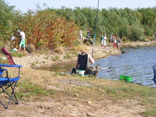 La pescuit cu USL