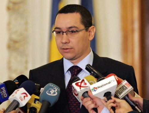 Ponta: Rămân premier chiar dacă Băsescu revine la Cotroceni după referendum