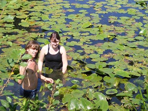 """Studenții biologi și-au făcut practica de teren în Ariile Protejate """"Râul Tur"""""""