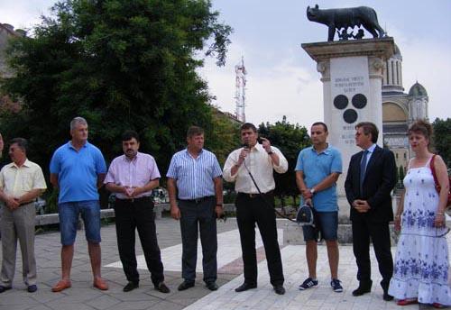 USL Satu Mare susţine supendarea preşedintelui Traian Băsescu!