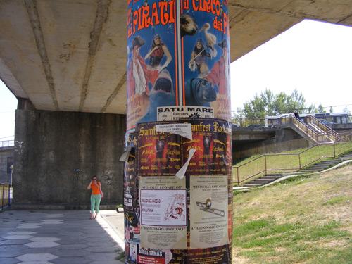 Primăria Satu Mare înființează 14 locuri de afișaj pentru anunțul evenimentelor