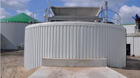 Nemții investesc într-o centrală pe biogaz în județul Satu Mare