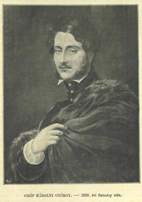 Pe urmele familiei Károlyi (II)