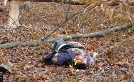 Bărbat ucis de o creangă