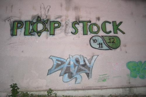 Plopstock: rock, funk şi pâine cu unsoare!