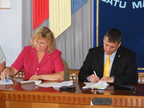 Consiliul Județean a semnat un parteneriat cu Grupurile de Acțiune Locală din județ