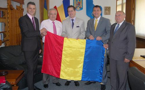 """""""România are toate motivele să fie mândră pentru sistemul de protecţie  oferit minorităţilor"""""""