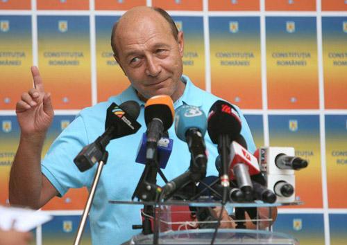 Vocea Rusiei, despre o nouă SUSPENDARE a lui Traian Băsescu