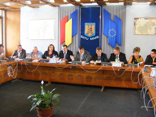 Consilierii au hotărât înființarea a trei compartimente noi în cadrul CJ Satu Mare
