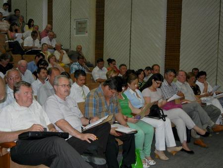 Primarii și secretarii instruiți pe tema actualizării listelor electorale permanente
