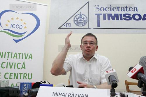 Fostul prim-ministru Mihai Răzvan Ungureanu vine sâmbătă la Satu Mare