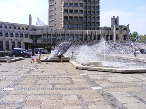 Parcare pe bază de card pentru angajații Primăriei, CJ și ai Prefecturii