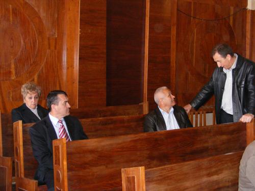Popa, Ulici și Ștrango sunt așteptați joi la Curtea de Apel Oradea