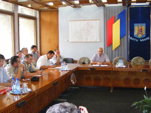 Consiliul Județean dorește elaborarea unei monografii a județului Satu Mare
