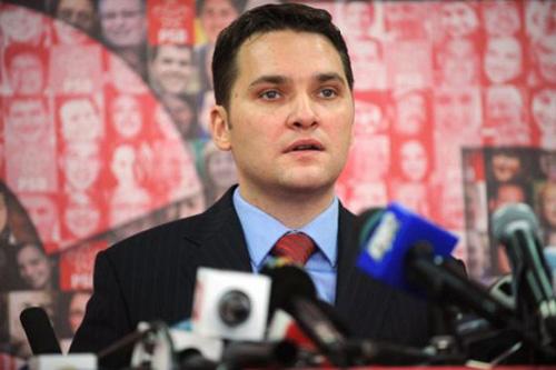 Dan Şova, demisionează din Guvern. Ioan Rus ministru al Transporturilor