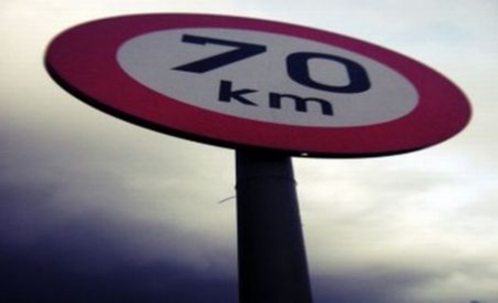 Ministerul Transporturilor vrea ridicarea limitei de viteză la 70 km/h pe tronsonul Satu Mare – Baia Mare