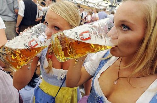 Serbarea populară a berii bavareze, la Satu Mare