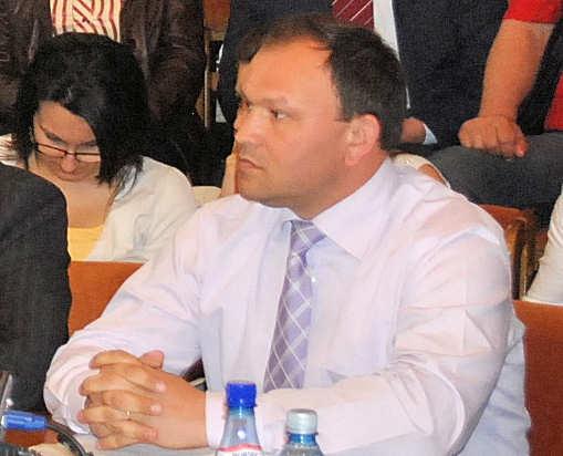 Claudiu Ardelean – noul președinte al PD-L Satu Mare