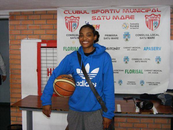 Lucas Malina Italee este noua jucătoare a CSM-ului
